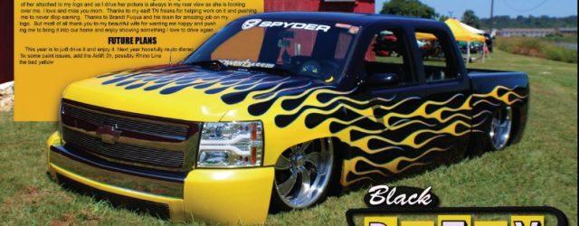 PJ Grooms 2007 Chevy Silverado