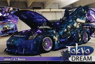 John Davis 2003 Nissan 350Z