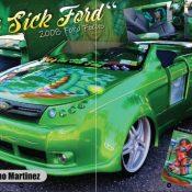 Dino Martinez 2008 Ford Focus