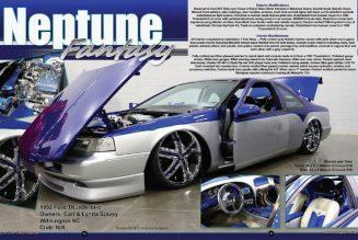 Carl & Lynda Spivey's 1992 Ford Thunderbird