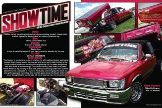 JT Weaver's 1993 Toyota Pickup