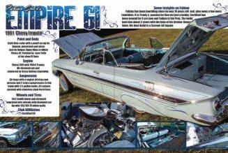 Fabian Soler's 1961 Chevy Impala