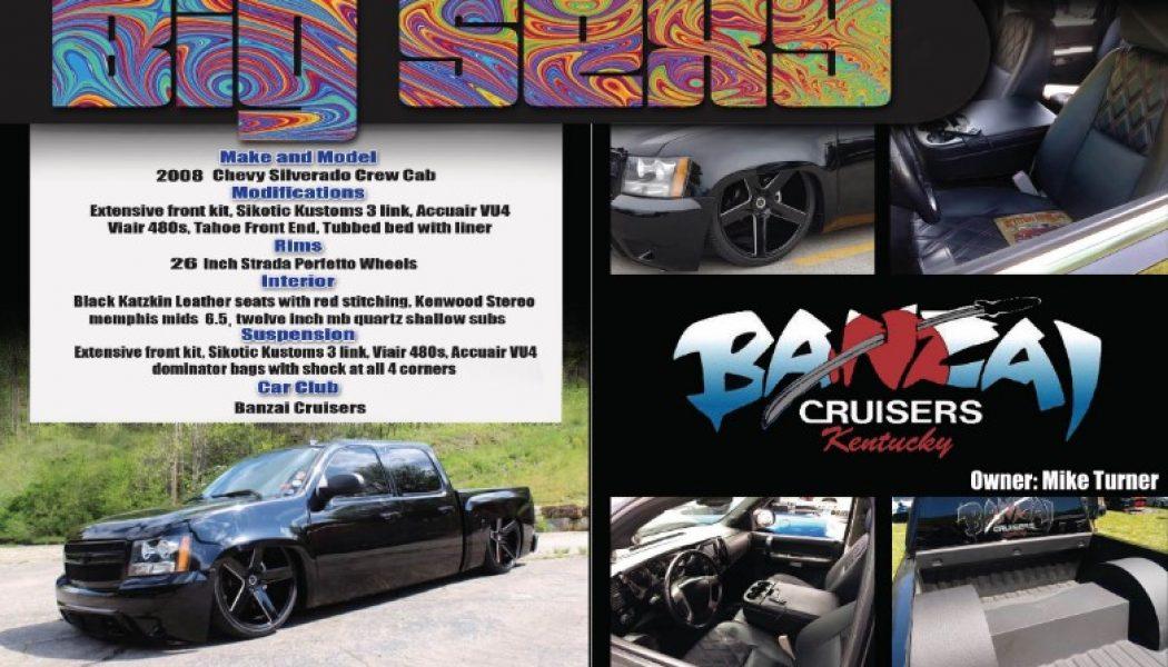 Mike Turner's 2008 Chevy Silverado
