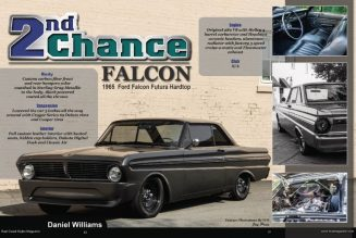 Daniel Williams 1965 Ford Falcon
