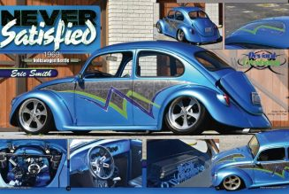 Eric Smith's 1969 VW Beetle
