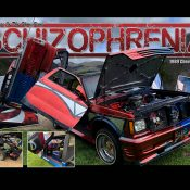 "Jamie Kelley's 1989 Chevy S-10 "" Schizophrenia """