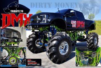 """Matt Rossi's 2017 Ford F-250 aka """" DMX Truck """""""